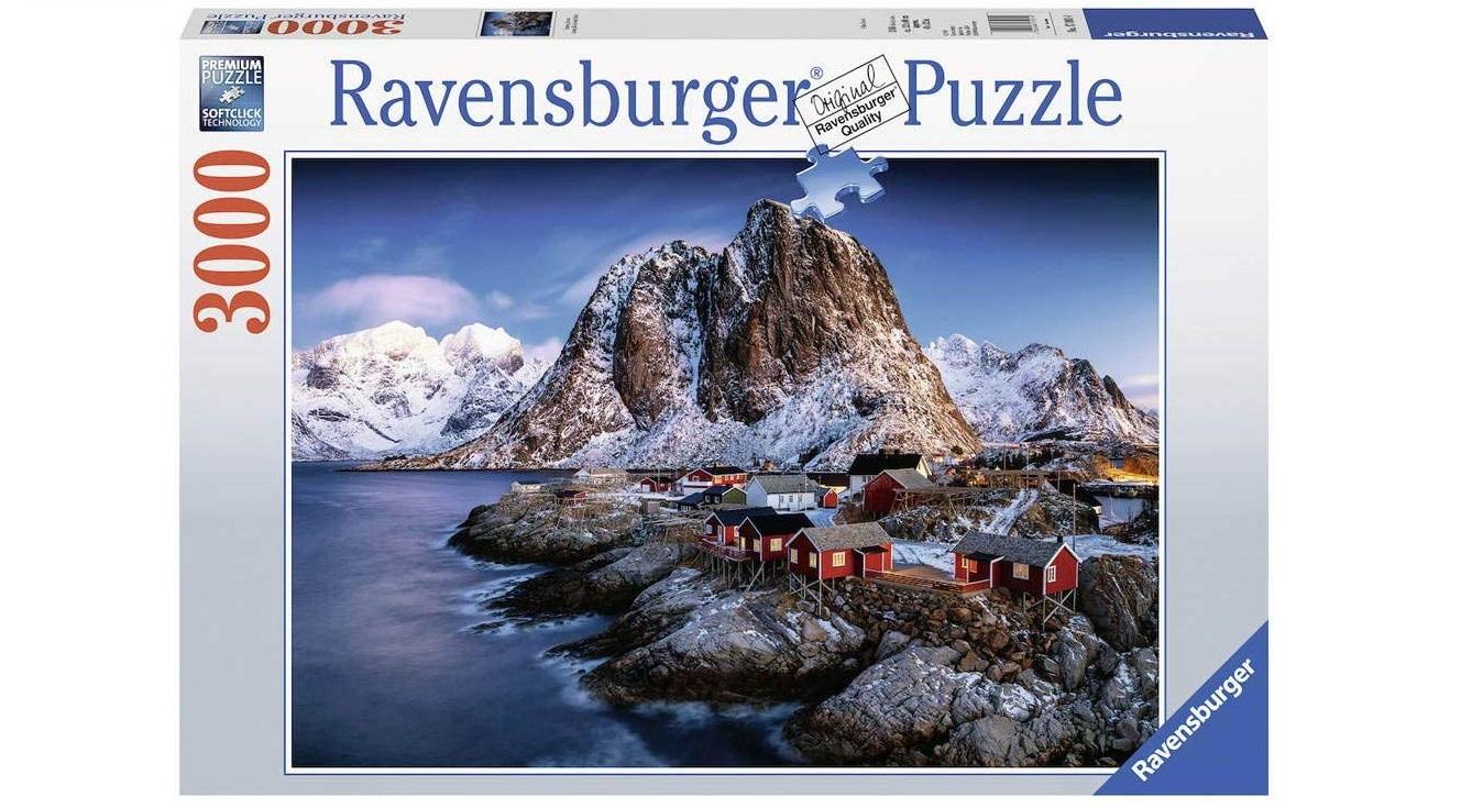 I Puzzle di viaggio più belli: Isole Lofoten