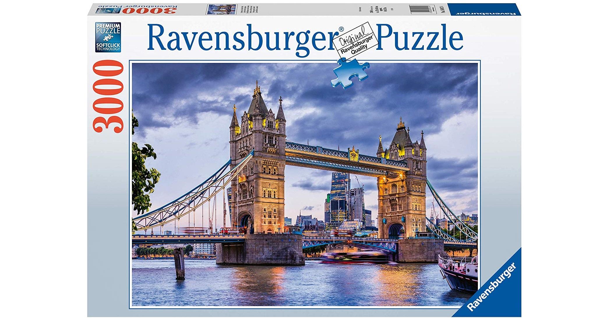 Puzzle di viaggio: La Bellissima Città di Londra