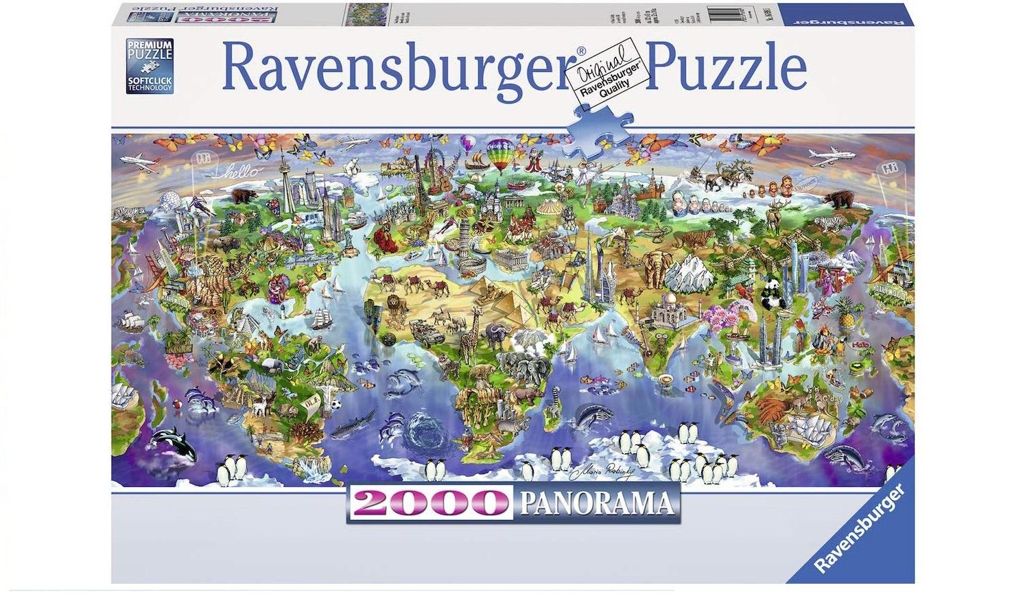 Le Meraviglie del Mondo (Ravensburger)