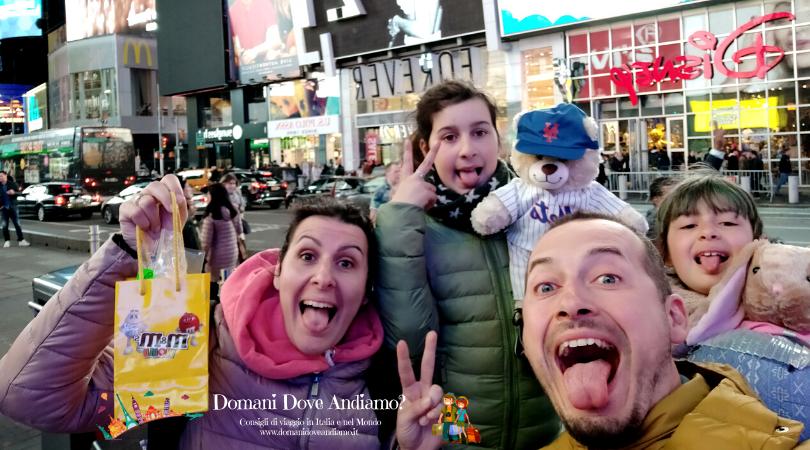 Le piazze più famose del mondo: Times Square a New York