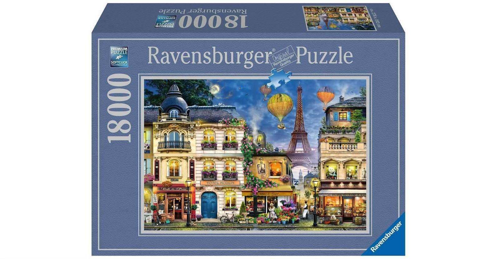 Passeggiata Notturna a Parigi (Ravensburger)