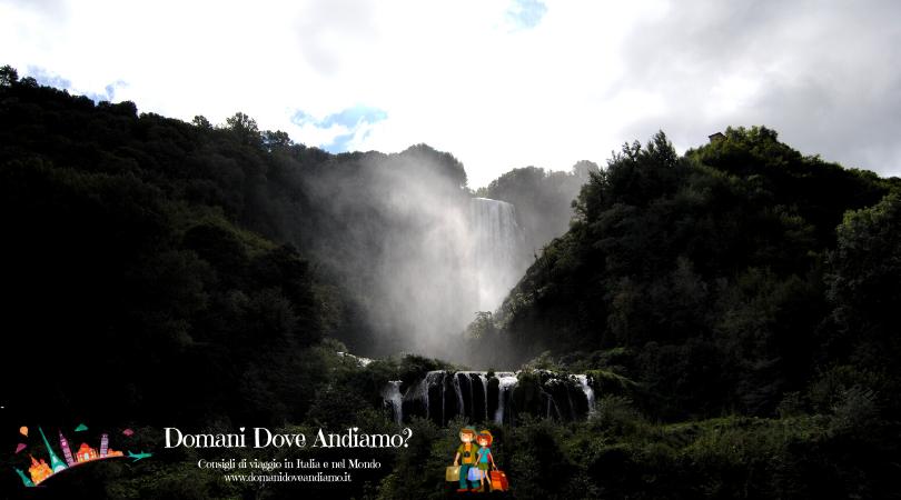 Ripartiamo dall'Italia: Cascata delle Marmore