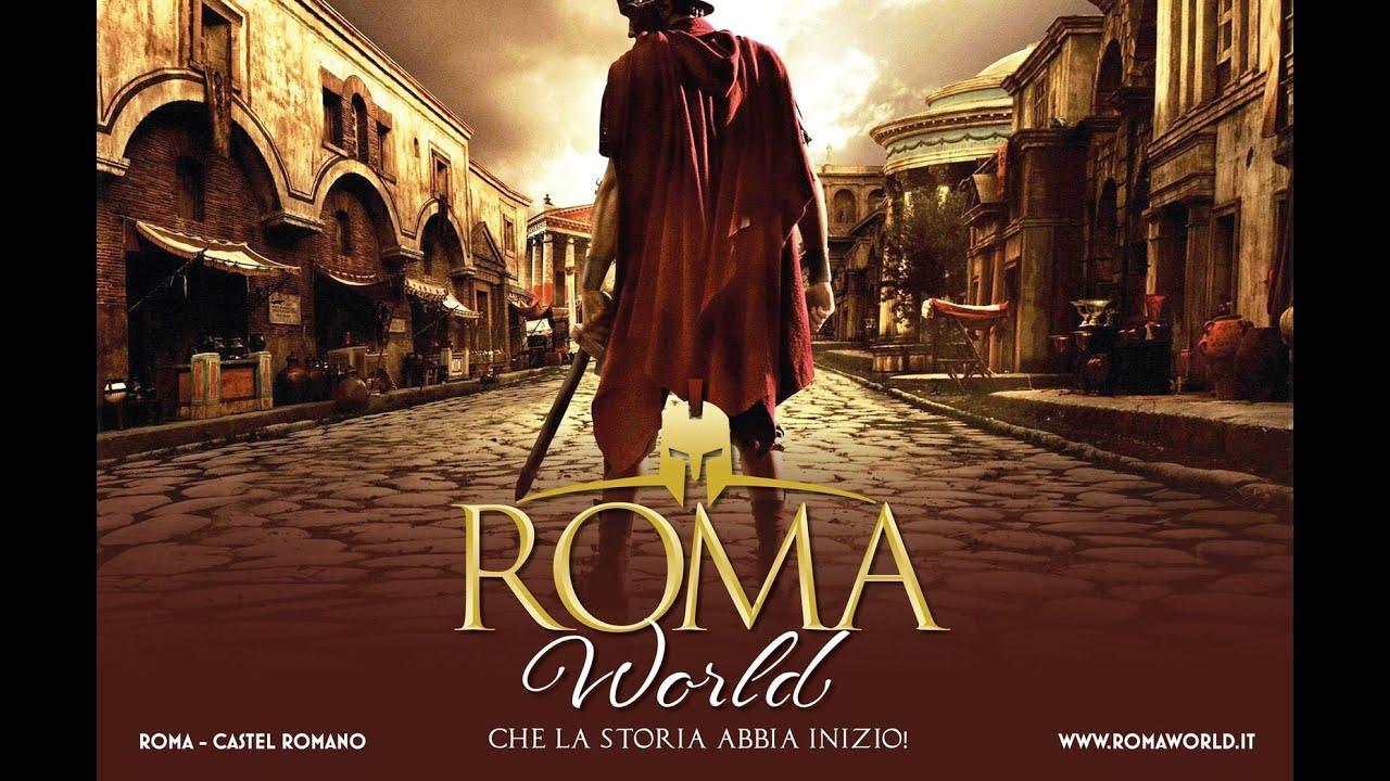 Roma World: il nuovo parco a tema della capitale