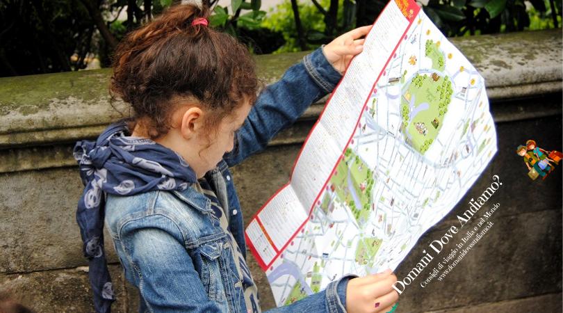 Viaggio con i bambini: siate coinvolgenti