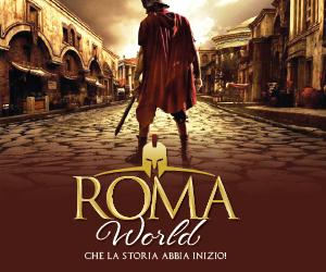 Roma World banner