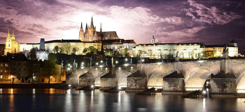 I castelli medievali più belli d'Europa: Castello di Praga