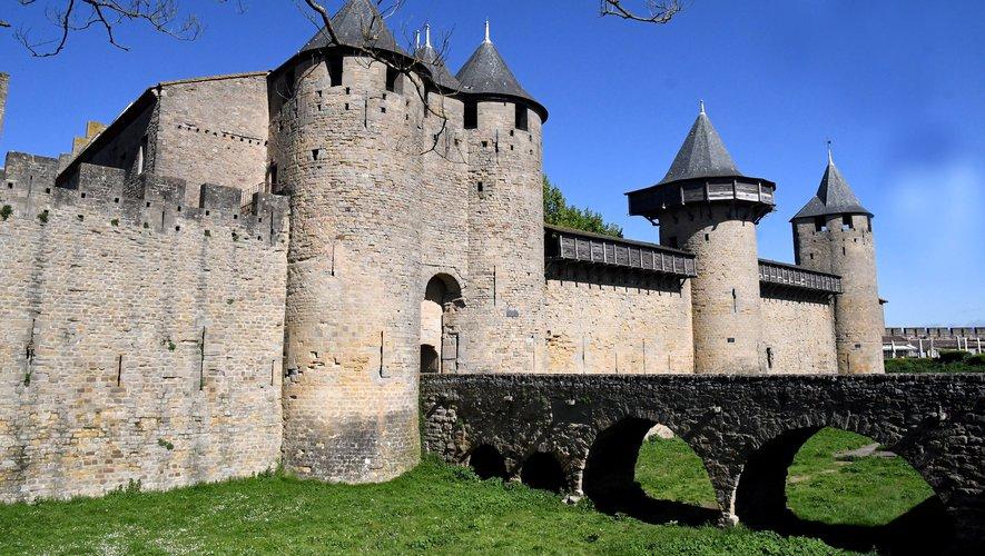 Castelli medievali: Chateau Comtal