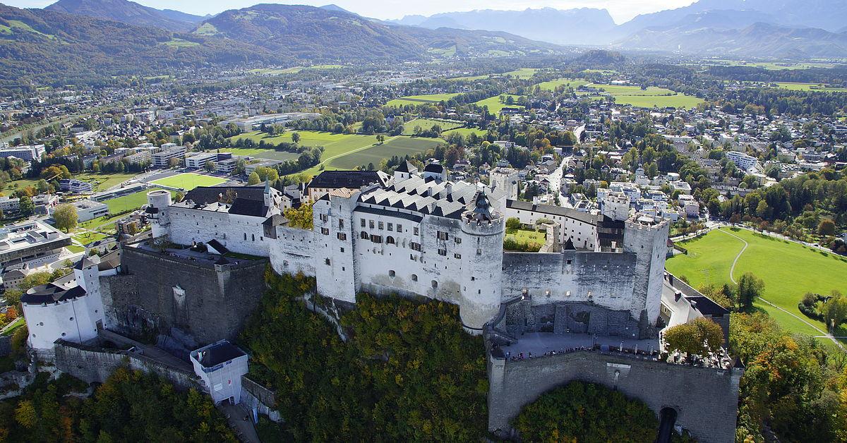 Hohensalzburg Castle
