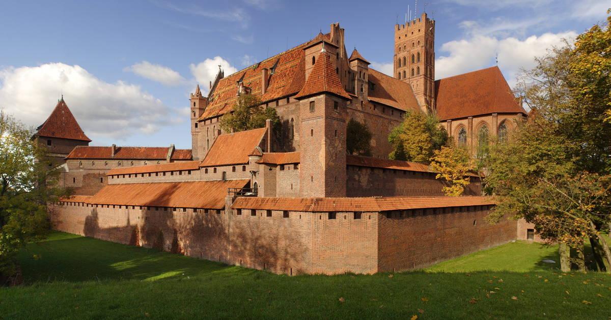 Castello di Malbork - Polonia