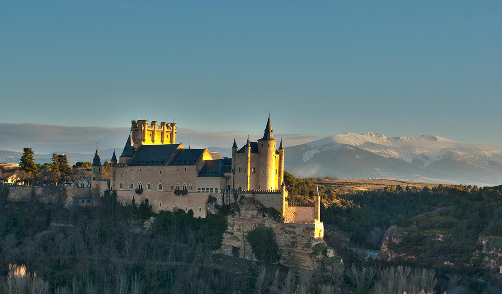 I castelli medievali più belli d'Europa: Alcázar di Segovia